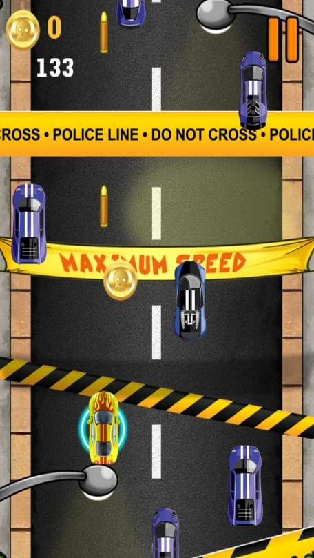 A Police Chase - Free Turbo Car Racing Game