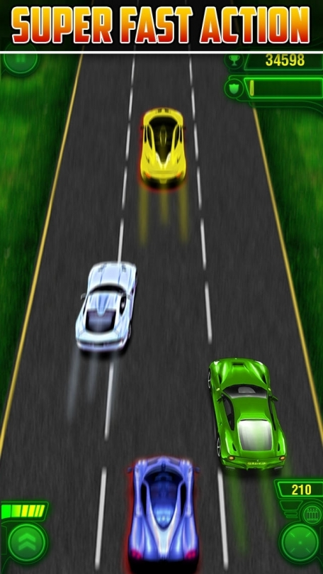 A Police Target Race Crime Fighting Chase - 4x4 Racing Games.