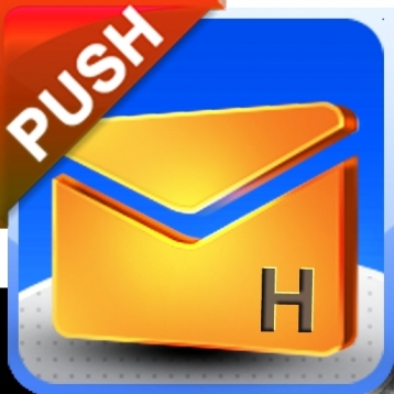 a Push Hotmail