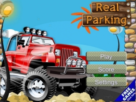A Real 3D Parking Simulator