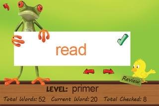 A Sight Words App