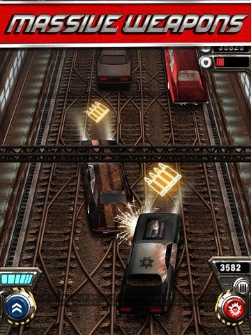 A Subway Crime Fighting Race - Extreme Underground Police Racing