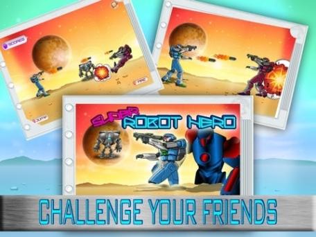 A Super Robot Hero - Black Zone 3