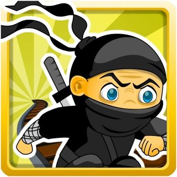 A Swag City Ninja Punk Run Pro