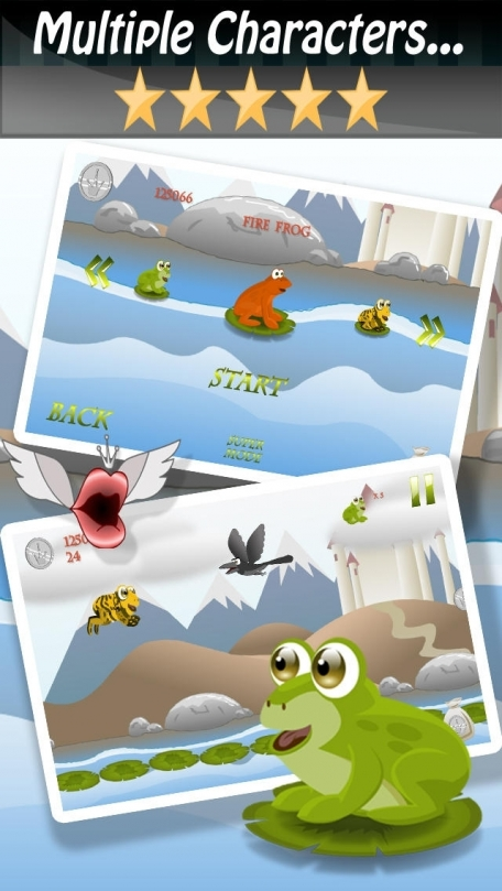 A Sweet Princess Kiss - Fun Frog Game For Kids