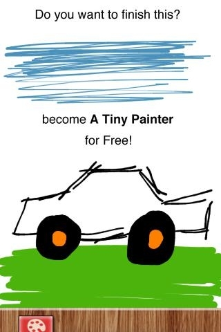A Tiny Painter - Drawing and Painting App for Kids