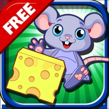 A Top Mouse: The Run Along Maze HD, Free Game