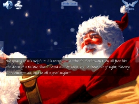 A 'Twas the Night 3D - Free Christmas Preview