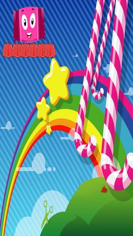 A Twee Candy Jump - Saga in a Dash Sweet