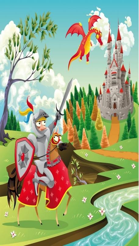 A Twee Dragon Jump - Clash of the Rage in the Kingdom