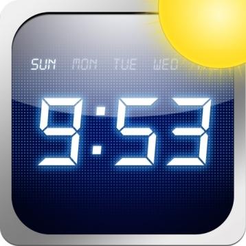 a Weather Alarm Clock Pro