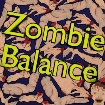 A Zombie Balancing Game