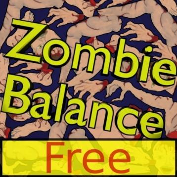 A Zombie Balancing Physics Game - Lite