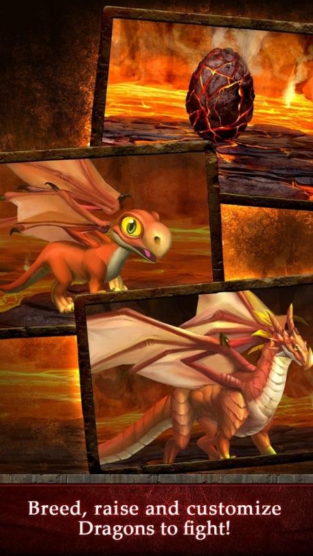 Dragons of Atlantis: Heirs of the Dragon