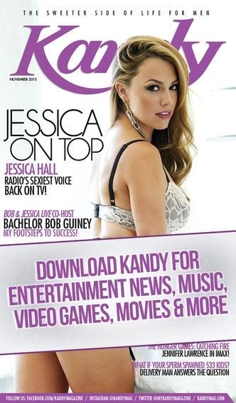 AAA+ America's Kandy Magazine