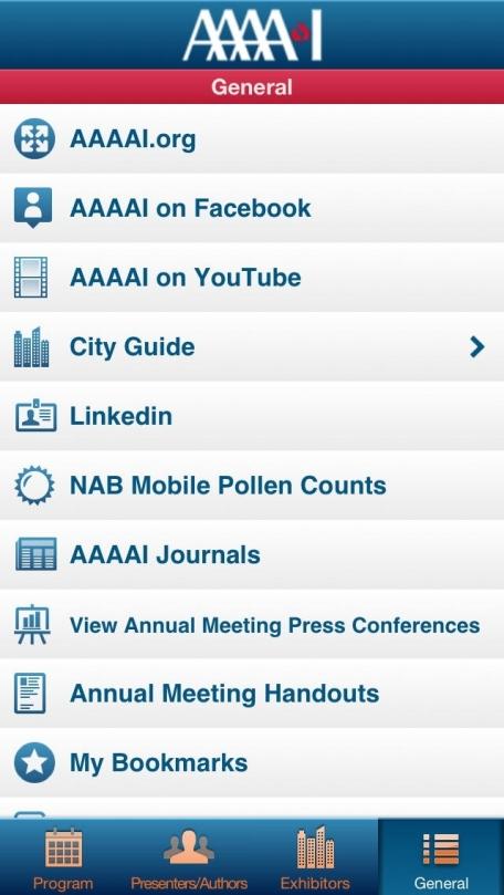 AAAAI 2014 Annual Meeting