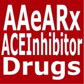AAeARx:ACEInhibitors
