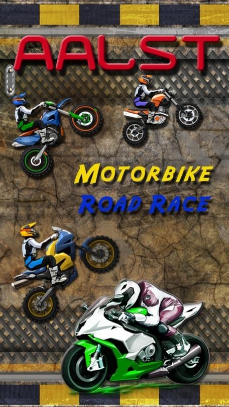 Aalst Motorbike Road Race Free - Real Dirt Bike Racing Game