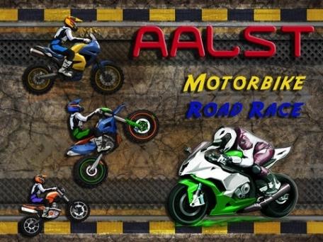 Aalst Motorbike Road Race - Real Dirt Bike Racing Game