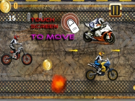 Aalst Motorbike Road Race - Real Dirt Bike Racing Game