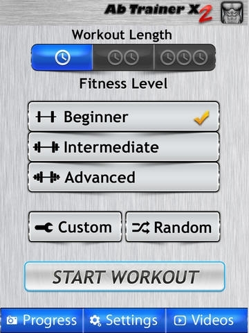 Ab Trainer X FREE - Six Pack Abs Exercises & Workouts