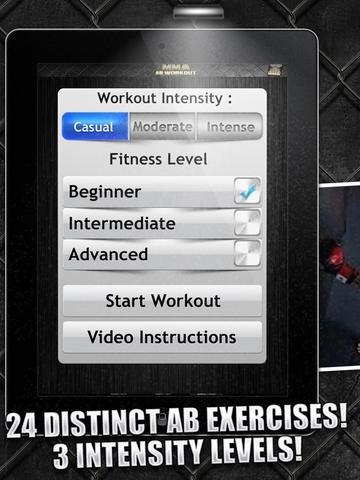 Ab Workouts MMA PRO - Jiu Jitsu SixPack Exercises