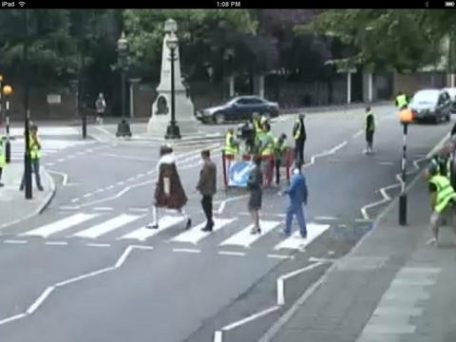 Abbey Road Studios Cam