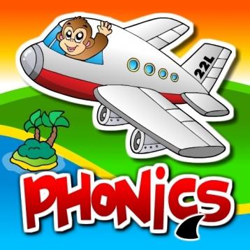 Abby – Animals Phonics Island Adventure - Montessori Pink Reading Initial Sounds