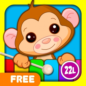 Abby Musical Puzzle: Kids Animal Piano Toy for Toddler Loves Music