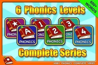 Abby Phonics - Complete Series