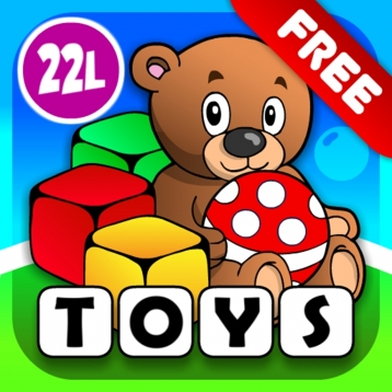 Abby - Toys Train - Learn Toys - Interactive Games for Children (Baby, Toddler, Preschool) HD Free
