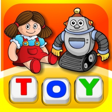 Abby\'s Toys - Games For Toddlers & Preschoolers