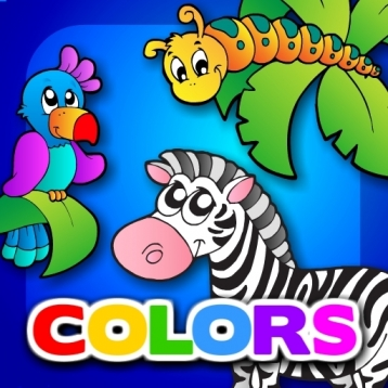 Abby\'s Train - Learn Colors!