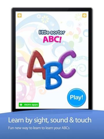 ABC Alphabet by Little Sorter