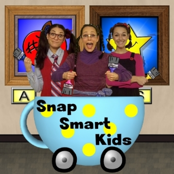 ABC Art Museum Snap Smart Kids