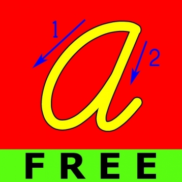 ABC Cursive Writing Free Lite