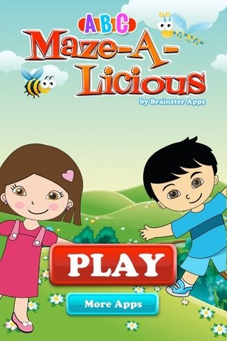 ABC Maze-A-Licious Toddler