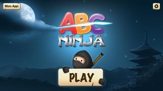ABC Ninja - The Alphabet Letters and Phonics Slicing Game for Kids
