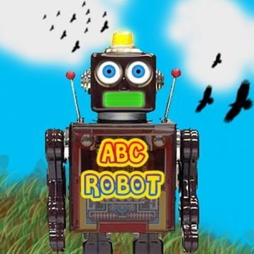 ABC Robot with Buttons!