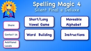 ABC SPELLING MAGIC 4 Silent Final e Deluxe