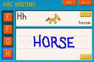 ABC Writing Zoo Animals