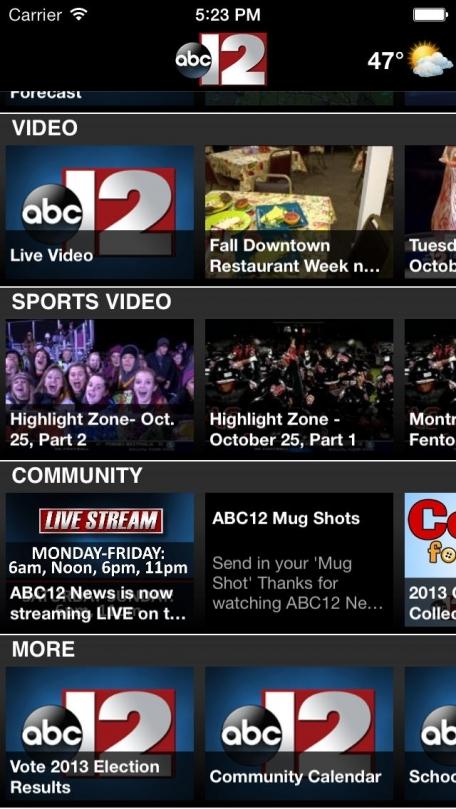 ABC12 – Michigan news, weather, sports source
