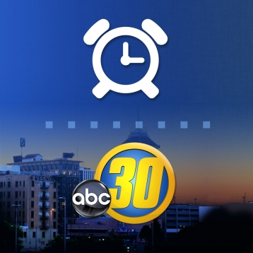 ABC30 Fresno Alarm Clock