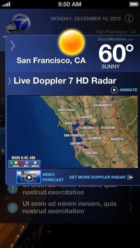 ABC7 News San Francisco Alarm Clock