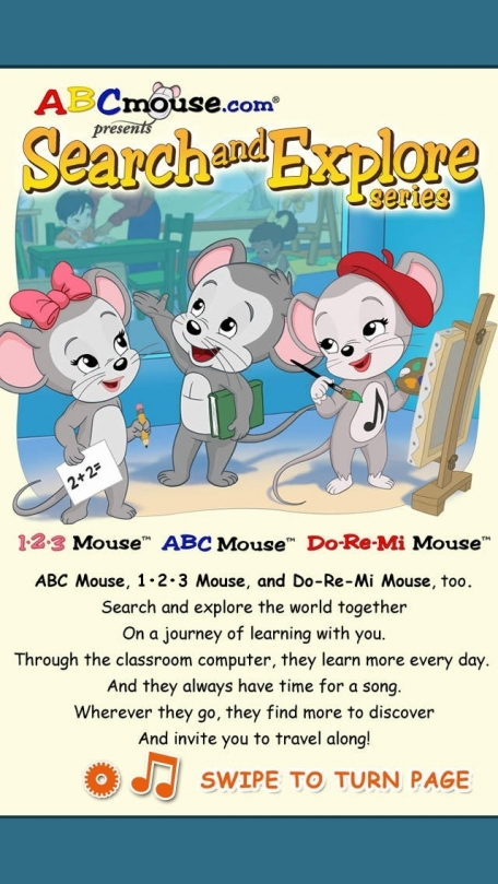 ABCmouse.com Mt. Rushmore