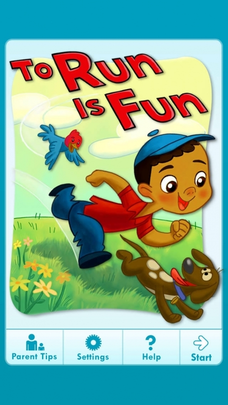ABCmouse.com To Run is Fun