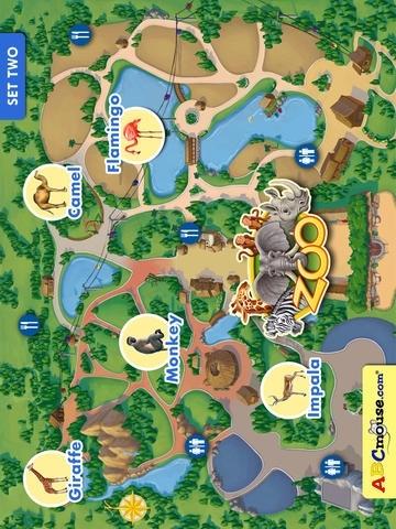ABCmouse.com Zoo Set 2