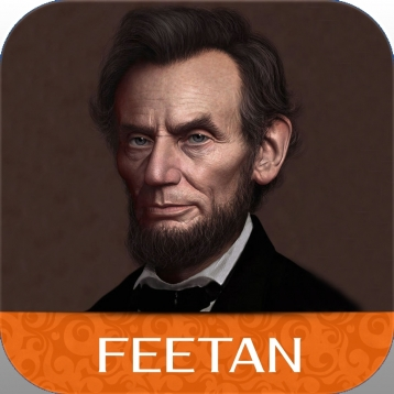 Abraham Lincoln by George Haven Putnam · Feetan