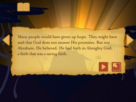 Abraham - Theo presents Saving Faith