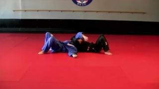Abrahao Jiu Jitsu : Purple-Brown 4